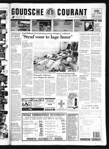Goudsche Courant 1991-11-21