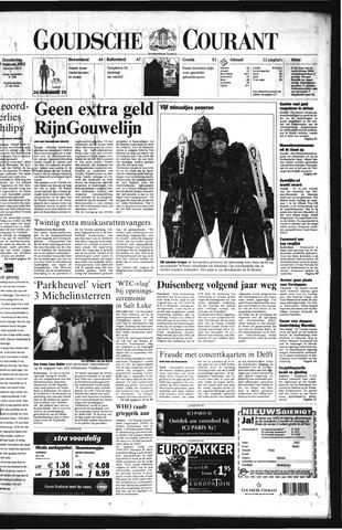 Goudsche Courant 2002-02-07