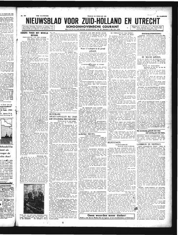 Schoonhovensche Courant 1943-02-26