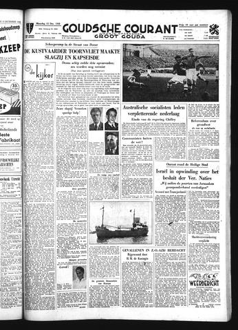 Goudsche Courant 1949-12-12