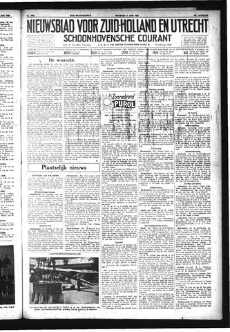 Schoonhovensche Courant 1934-06-11