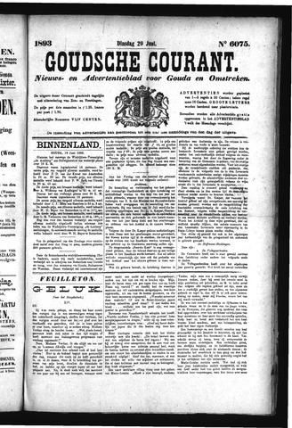 Goudsche Courant 1893-06-20