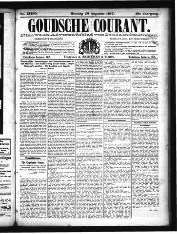 Goudsche Courant 1917-08-28