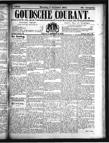 Goudsche Courant 1914-11-02