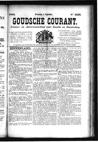 Goudsche Courant 1884-09-03