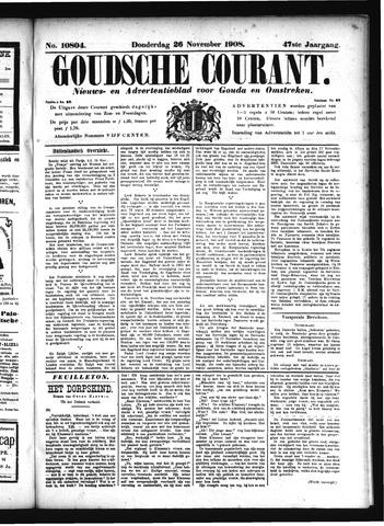 Goudsche Courant 1908-11-26