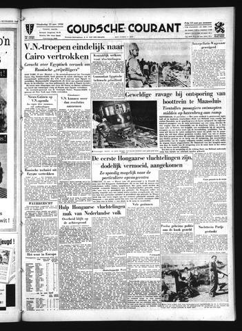 Goudsche Courant 1956-11-15