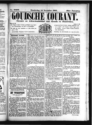 Goudsche Courant 1907-11-14
