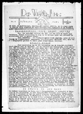 De Vrije Pers 1944-11-07