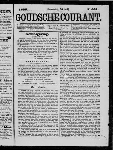 Goudsche Courant 1868-07-30