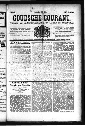 Goudsche Courant 1889-07-27
