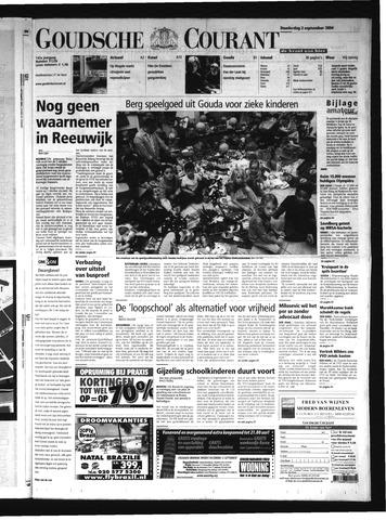 Goudsche Courant 2004-09-02