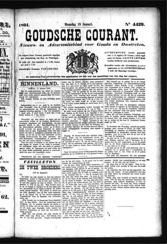Goudsche Courant 1891-01-19