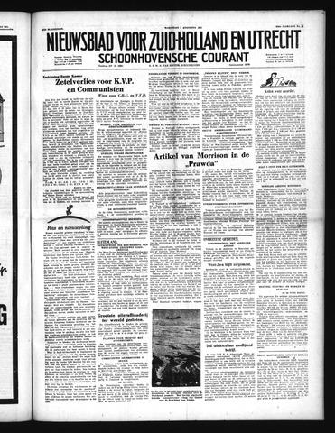 Schoonhovensche Courant 1951-08-01