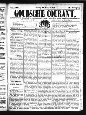 Goudsche Courant 1911-01-24