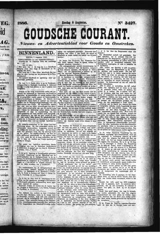 Goudsche Courant 1886-08-08