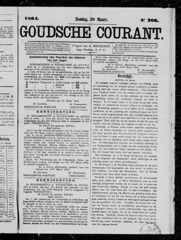 Goudsche Courant 1864-03-20