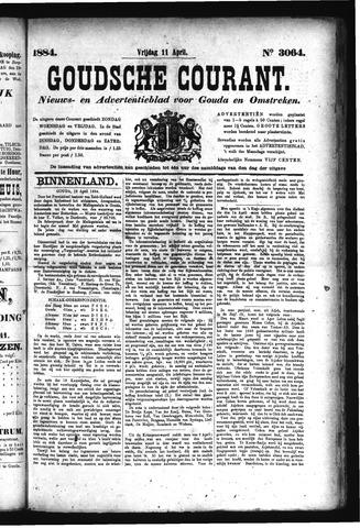 Goudsche Courant 1884-04-11