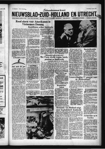 Schoonhovensche Courant 1966-04-06