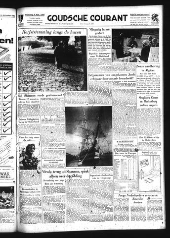 Goudsche Courant 1954-09-09