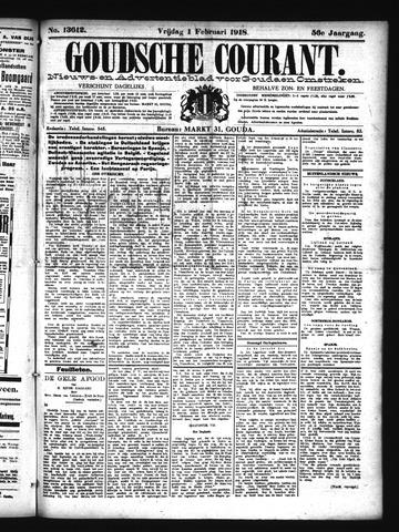 Goudsche Courant 1918-02-01