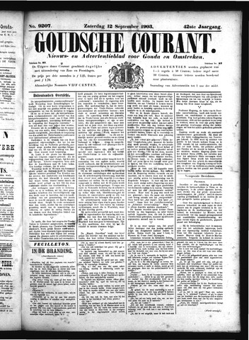 Goudsche Courant 1903-09-12