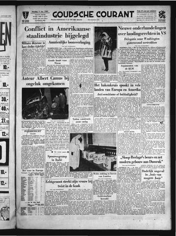 Goudsche Courant 1960-01-05