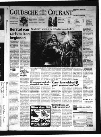 Goudsche Courant 2005-01-27
