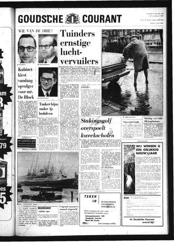 Goudsche Courant 1970-01-09