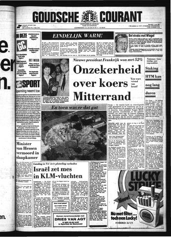 Goudsche Courant 1981-05-11