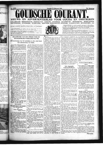 Goudsche Courant 1938-02-15