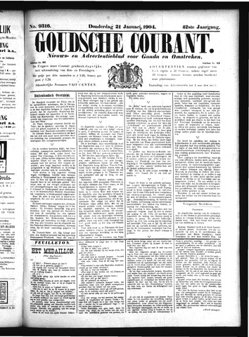 Goudsche Courant 1904-01-21