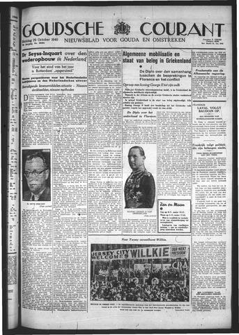 Goudsche Courant 1940-10-29