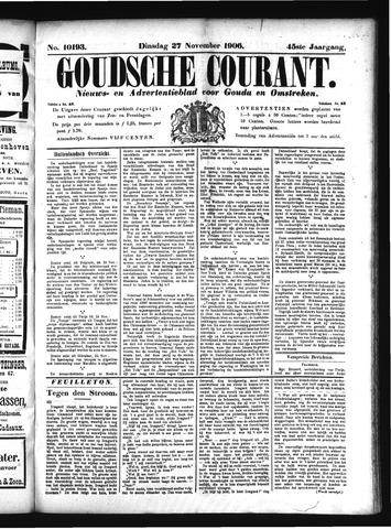 Goudsche Courant 1906-11-27