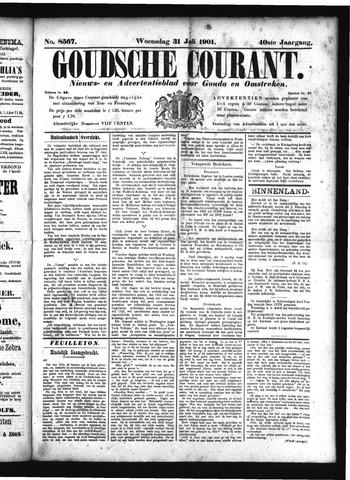 Goudsche Courant 1901-07-31