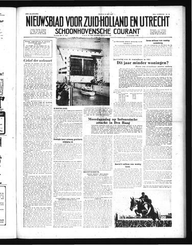 Schoonhovensche Courant 1952-05-23