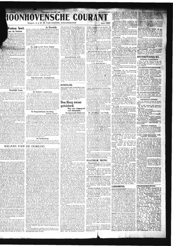 Schoonhovensche Courant 1945-03-09