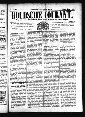Goudsche Courant 1901-01-28