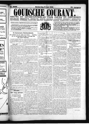 Goudsche Courant 1933-06-15