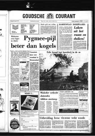 Goudsche Courant 1977-04-22