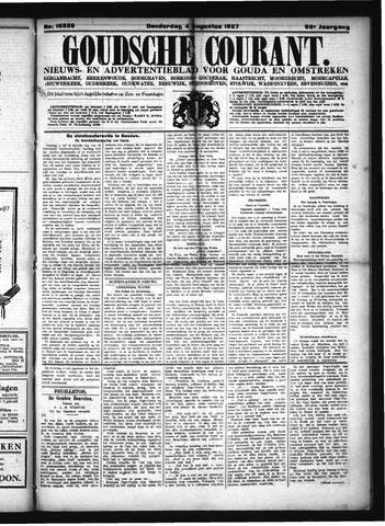 Goudsche Courant 1927-08-04