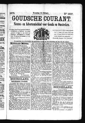 Goudsche Courant 1875-02-24