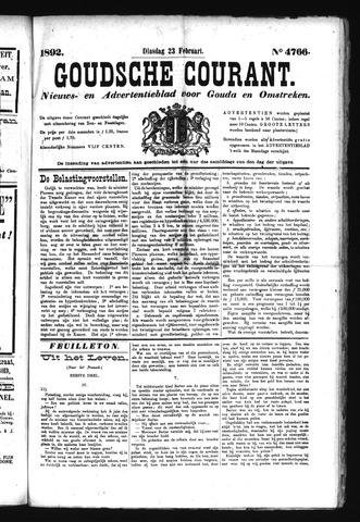 Goudsche Courant 1892-02-23