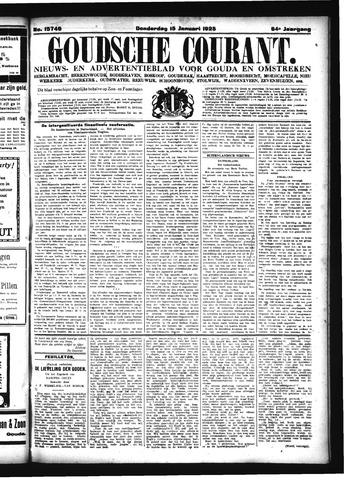 Goudsche Courant 1925-01-15