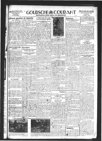Goudsche Courant 1944-03-06