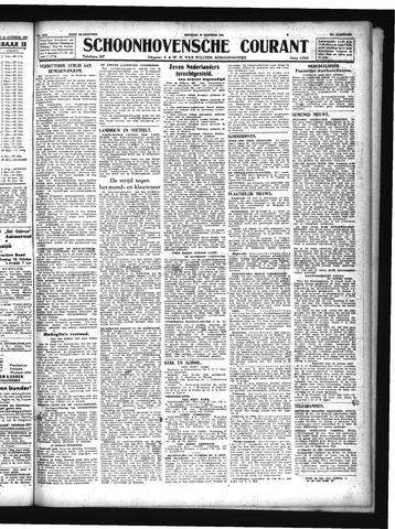 Schoonhovensche Courant 1943-10-26