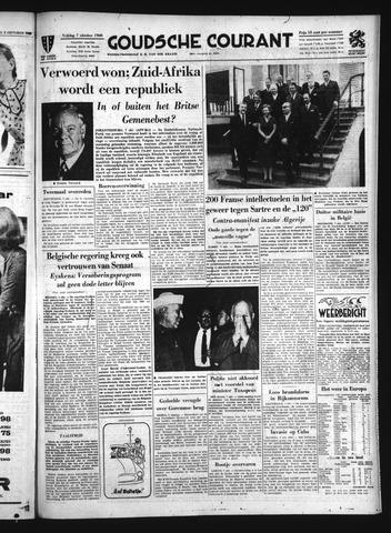 Goudsche Courant 1960-10-07