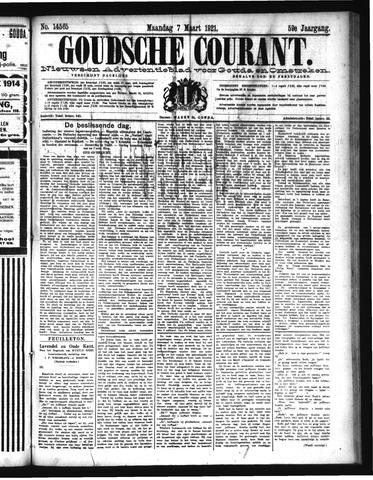 Goudsche Courant 1921-03-07