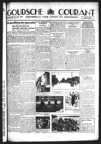 Goudsche Courant 1942-08-20