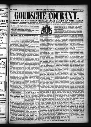Goudsche Courant 1923-04-23